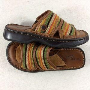 Born Drilles sandals